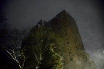 Nor'easter Snow Stoem Hits New York