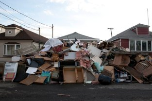 USA - Hurricane Sandy Aftermath in New York