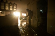 Hurricane Sandy Clean Up in Queens