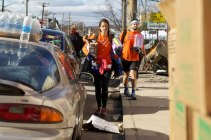 NY: Hurricane Sandy's Aftermath in Staten Island