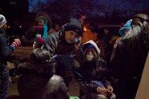 NY: Far Rockaways Brace for Oncoming Winter Storm