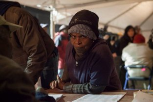 NY: General Election Voting in Hurricane Affected Rockaways