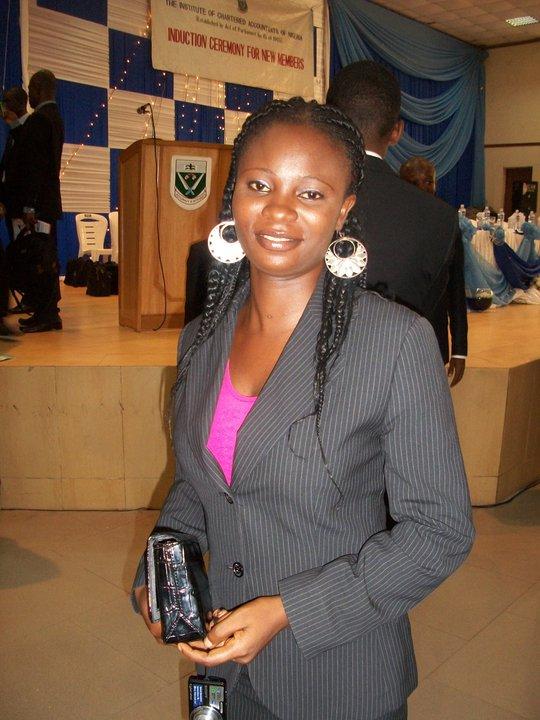 Prof Yetunde X, still on the mata