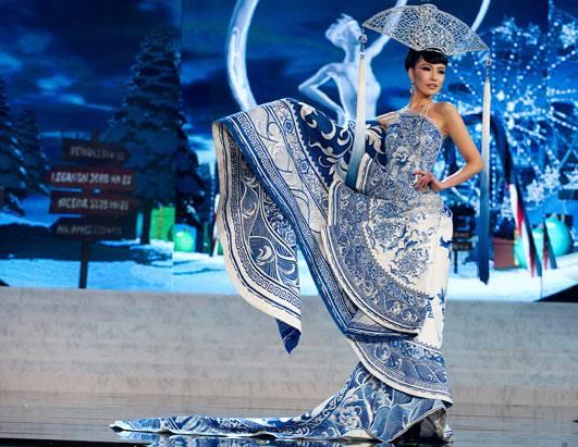 Miss China 2012