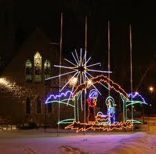 Niagara's Nativity Scene