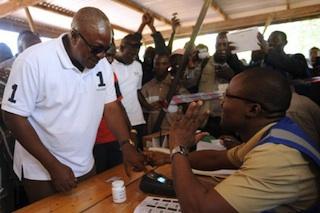 GHANA-VOTE