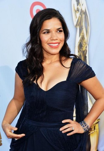 "America Ferrara is no ""Ugly Betty."" Credit: Getty Images"