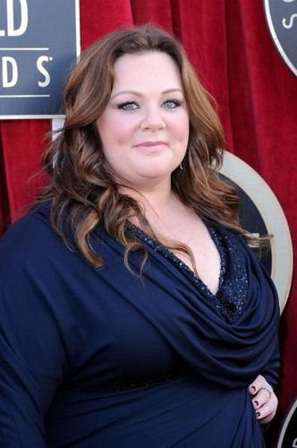 The incredibly talented and funny Melissa McCarthy is just getting started in Hollywood. Credit: Getty Images