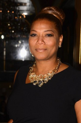 All hail the Queen. Latifah, that is. Credit: Getty Images