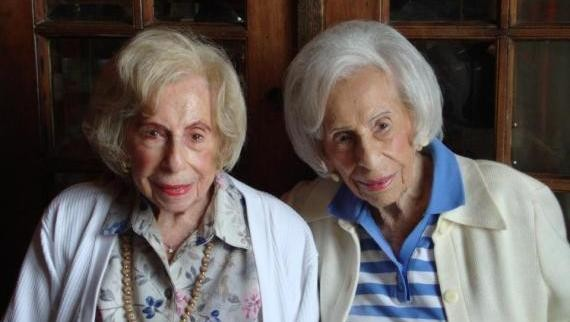 Charlotte Eisgrou and Ann Primack