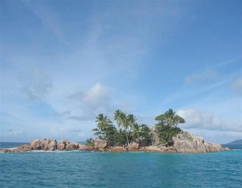 There are 338 islands that consider Africa its parent. Almost half of those are found in the Seychelles