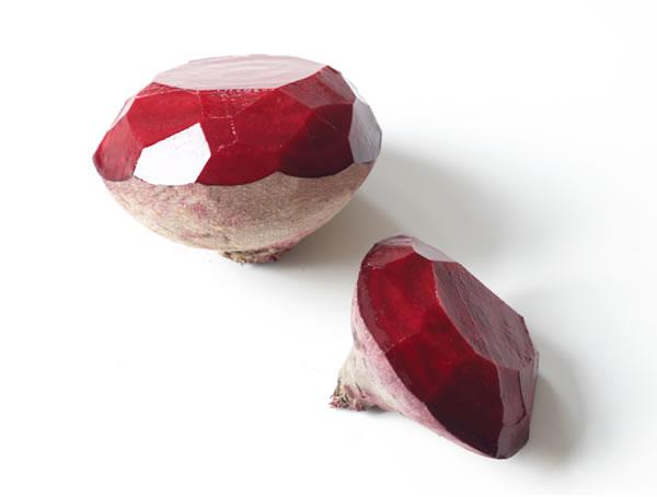 Diamond beet