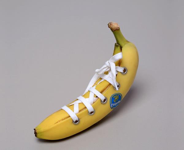 Laced Banana