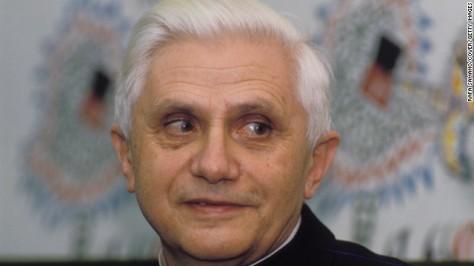 Ratzinger, who was serving as cardinal-priest of Santa Maria Consolatrice al Tiburtino, visits Madrid in 1989.
