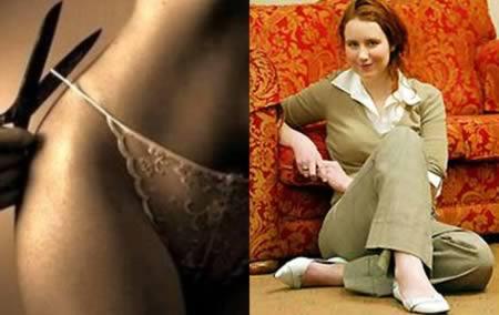 Lesbians finding virgins, Bigger cum shot